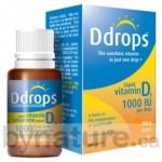 Ddrops vitamin D supplement