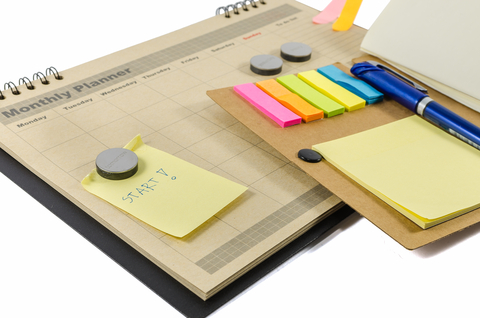 Household Organization Notebook