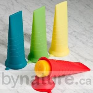 Kinderville Popsicle Molds