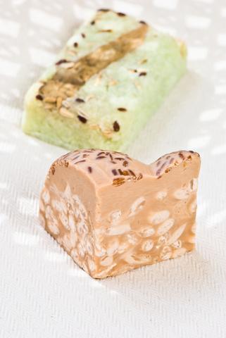 Homemade DIY soap