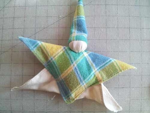Easy Sew Doll