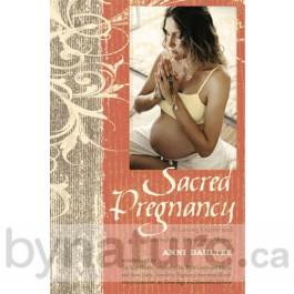 Sacred Pregnancy book by Anni Daulter