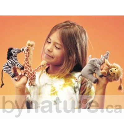 Hand Puppets and Finger Puppets for Kids