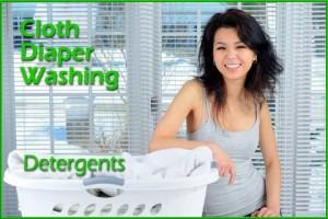 Cloth Diaper Detergents