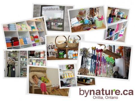 Bynature.ca store photos