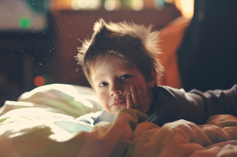 Child at Bedtime
