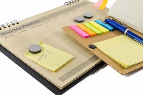 Household Organization Notebook