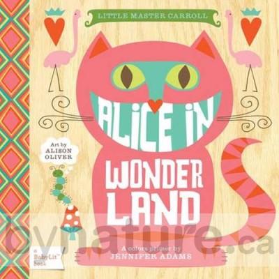Alice in Wonderland for babies