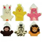 Reusable bookmarks animals